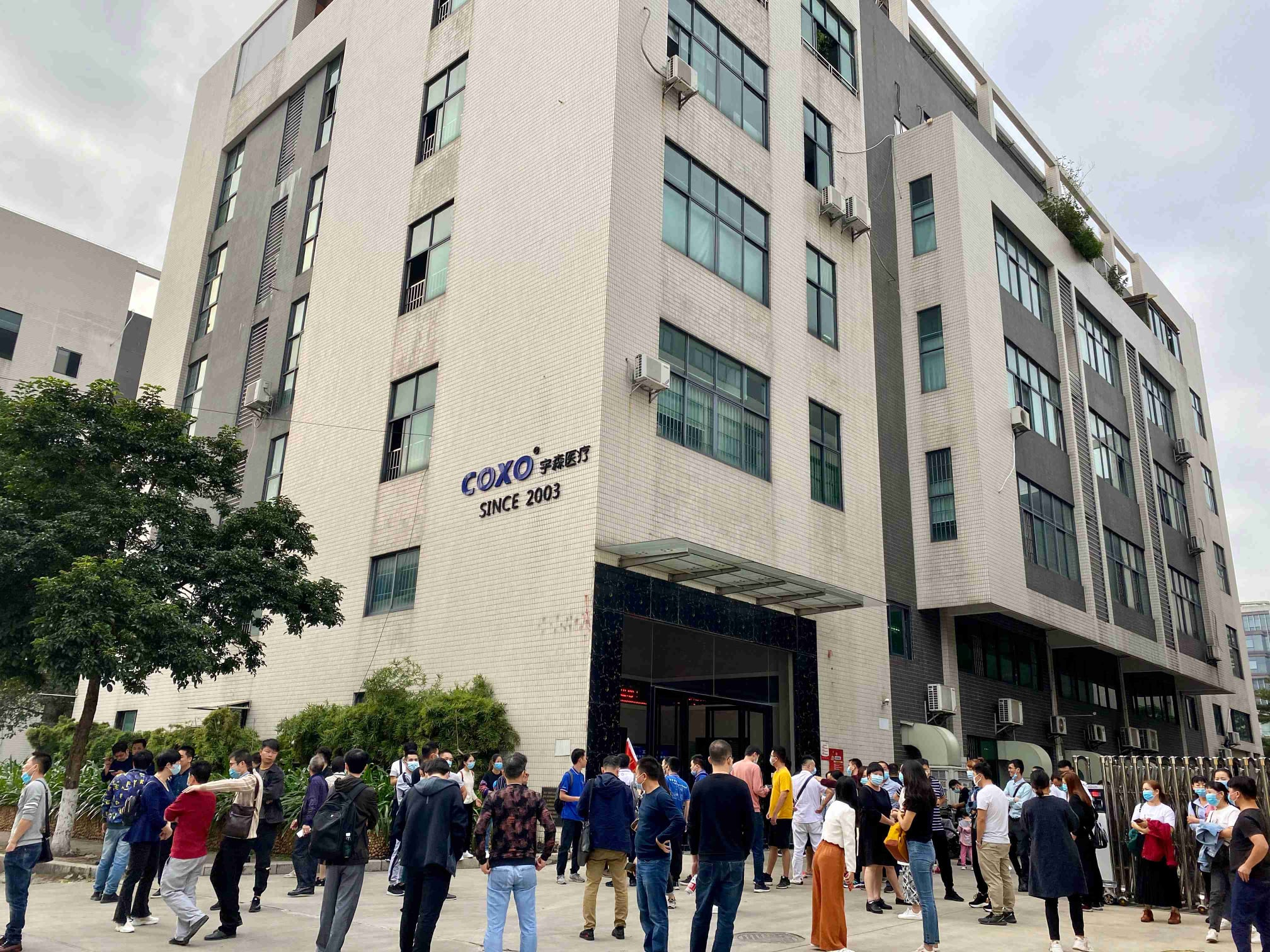 Coxo Factory